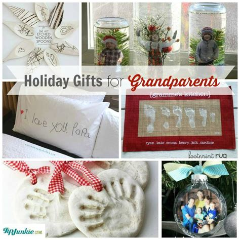 christmas gifts tomake forgrandparents 15 thoughtful gifts to make for grandparents tip junkie