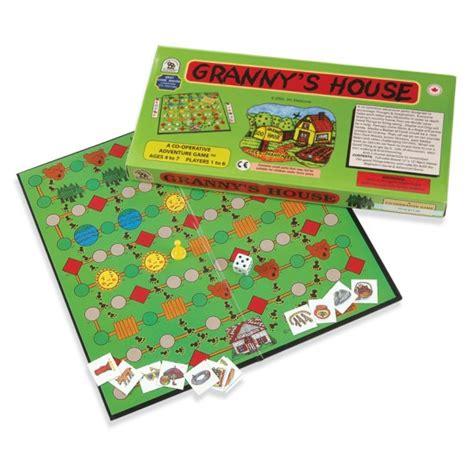 granny s house cooperative games montessori services