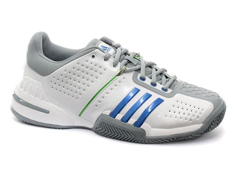 new adidas barricade 6 0 clay mens tennis shoes size uk 6