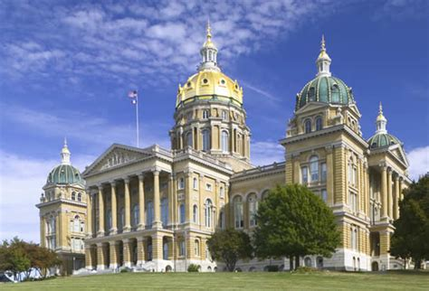 iowa state capitol iowa legislature approves landmark home education
