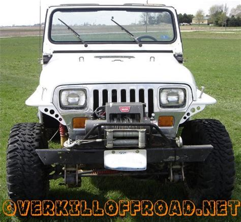 Custom Jeep Fenders Custom Jeep Wrangler Yj Flat Fenders Car Interior Design