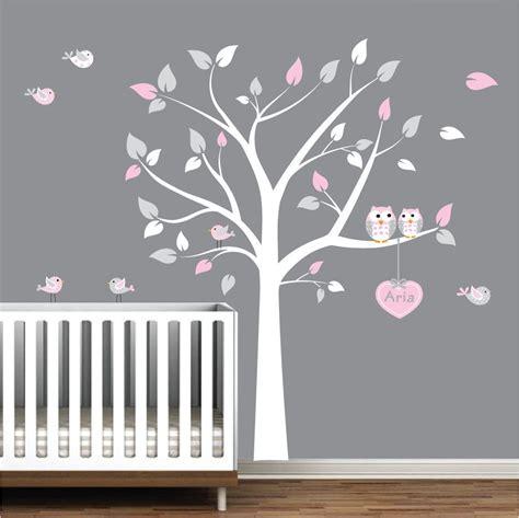 Nursery Wall Sticker Murals