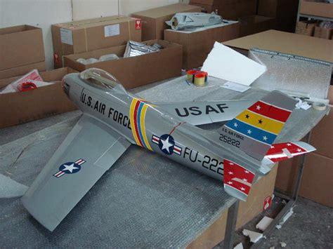 Bma Prp Dannis No 4 global skymaster x treme f86f 1 6 arf pro