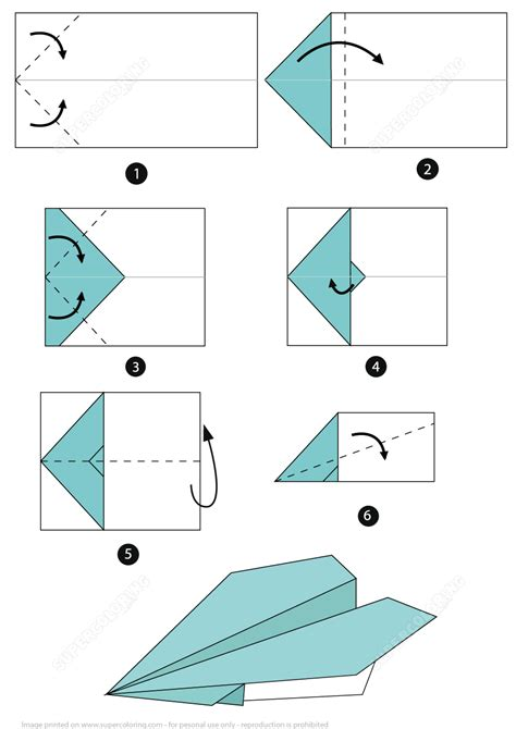 how to make a paper boat and plane origami airplane instructions free printable papercraft
