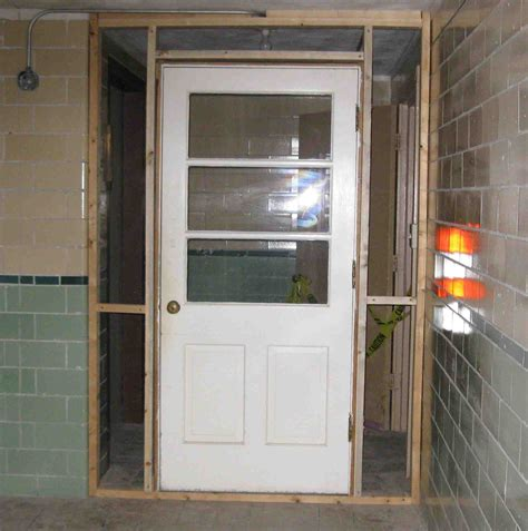 exterior basement doors ideas new basement and tile