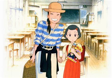 ghibli film only yesterday gkids acquires never before released studio ghibli film