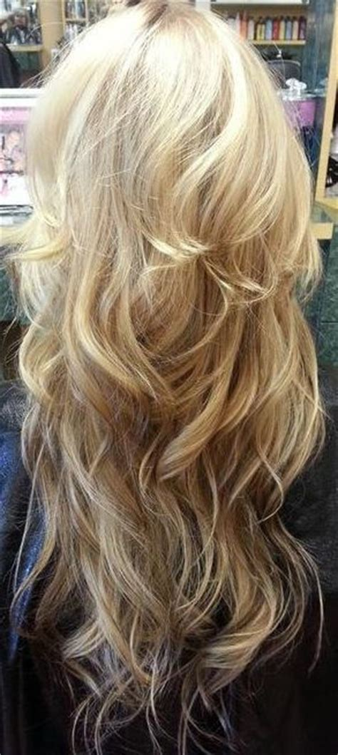 hair extensions that are already layered long beautiful layered hair full head remy clip in