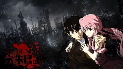 wallpaper hd anime mirai nikki mirai nikki wallpaper download hd 5646 best hd wallpaper