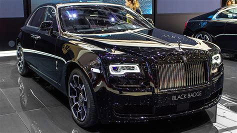 roll royce ghost all black image gallery black rolls royce 2016