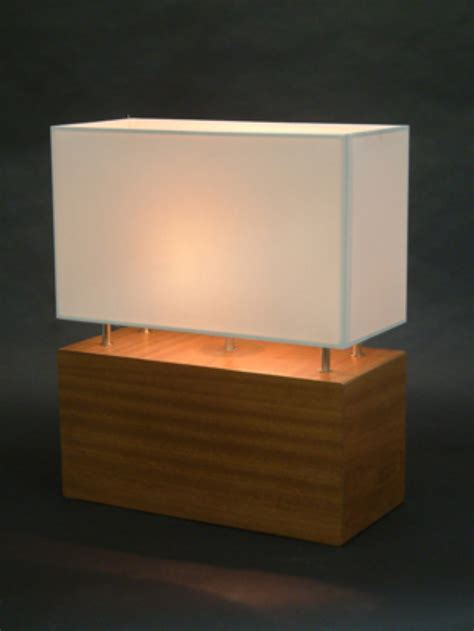 Table L Rectangular Shade by Table Ls With Rectangular Shades Cashorika Decoration