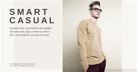 Dress Code Smart Casual Means