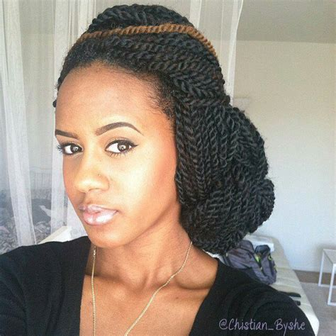 african american loose twist styles using marley hair marley twists hairstyles pinterest google search