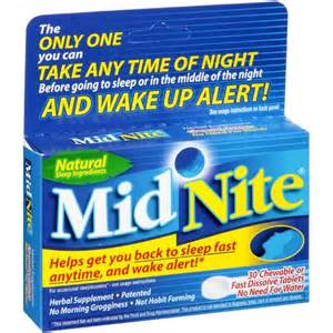 Midnite natural sleep chewable supplement 30ct walmart com