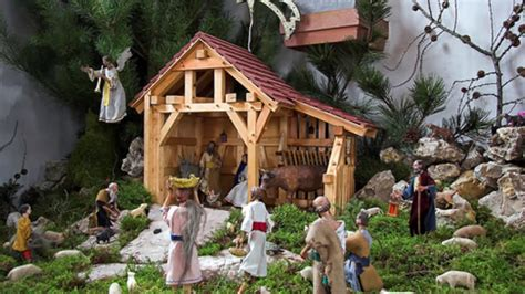 best christmas crib design easy way to make best crib merry 2016