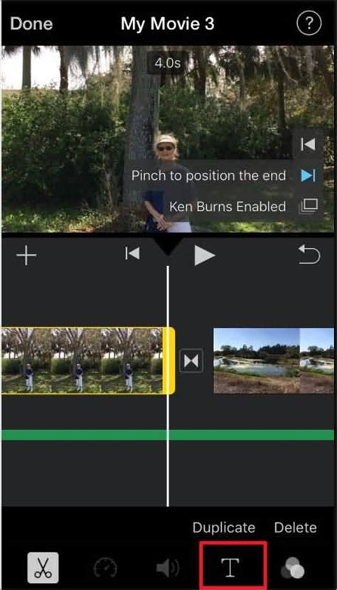 imovie tutorial adding text how to add text in imovie in mac and iphone 2017 update