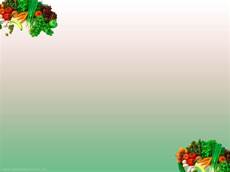 Free Thanksgiving Fruit Backgrounds For Powerpoint Foods Food Background For Powerpoint