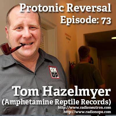 Protonic Reversal by Ep073 Tom Hazelmyer Hetamine Reptile Records Conan