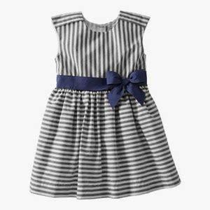 Dress Navy Blue Bunga Navy 10 pilihan model baju dress cantik untuk anak perempuan
