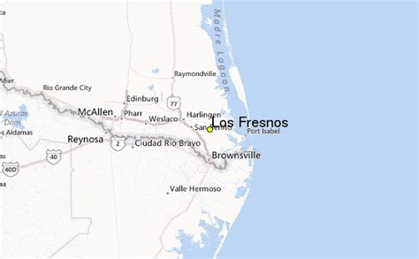 los fresnos texas map los fresnos weather station record historical weather for los fresnos texas