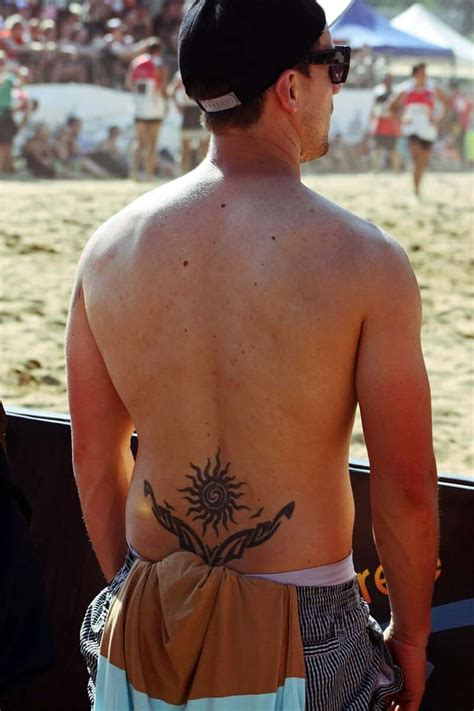 tattoos on the back for men 81 best back tattoos for images on design