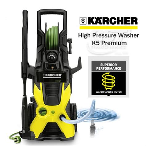 Karcher K5 Premium by Karcher Multi Purpose High Pressure Cleaner K5 Premium
