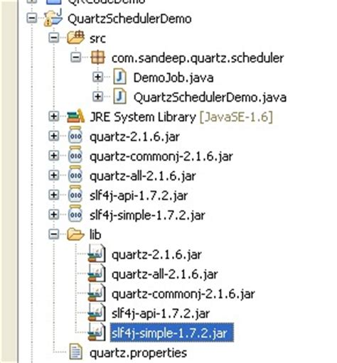 tutorial java quartz quartz scheduler scheduling job in java tutorial savvy