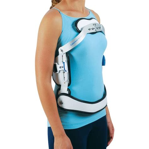 back brace cybertech hyper x plus tlso back brace posture corrector