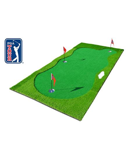Putting Mats Uk by Pga Tour Pro Sized Pebble Putting Green Mat Golfonline