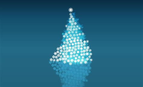 merry christmas tree abstract wallpapers