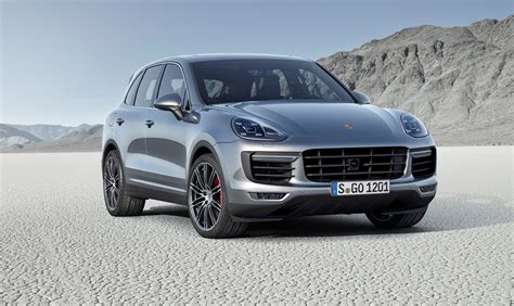 2015 Porsche Cayenne Gets Refreshing Updates And In
