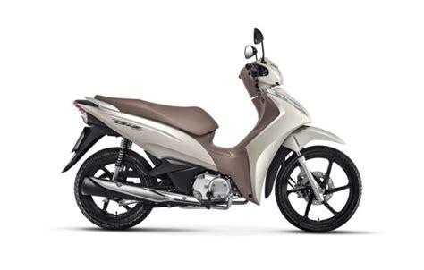 Pcx 2018 O Que Mudou by Honda Biz 2018 O Que Mudou Motorede