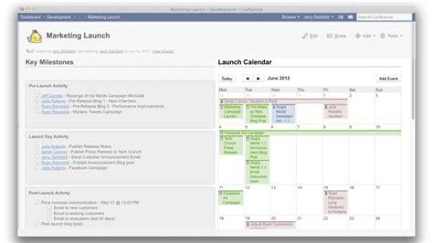 Confluence Calendar Team Calendars 2 3 E Mail Integration Mini View Auf