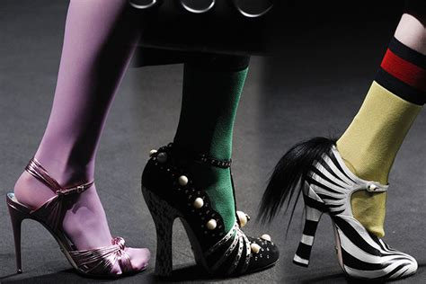 Gucci Shoes Collection For Fall Fierce Yet Sassy by Designers Gucci