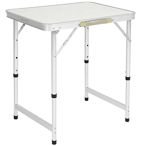 best choice products aluminum cing picnic folding table