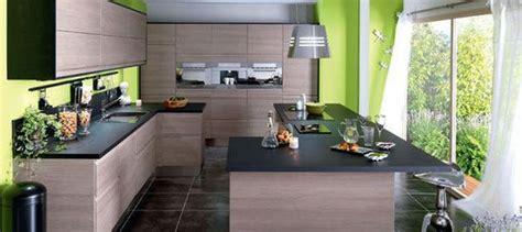 muret de cuisine cuisine ouverte avec un muret 5 ideeco