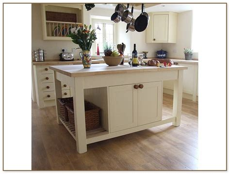 free kitchen island free standing kitchen islands