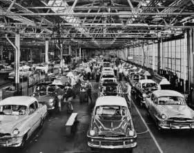 Chrysler Plant Detroit Detroit 1954 Photos Detroit In Its Heyday Ny Daily News