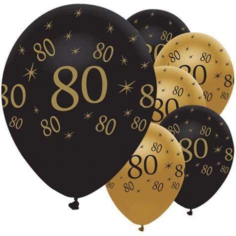 Hochzeit 80 Jahre by Ballonsupermarkt Onlineshop De Luftballons Latexballons