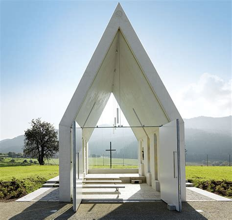 maria magdalena chapel architectural record
