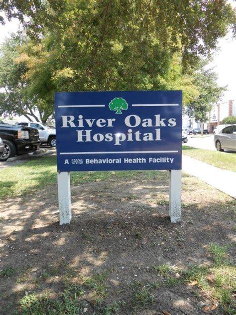 River Oaks Hospital Detox by River Oaks Hospital New Orleans La 70123 504 734 1740