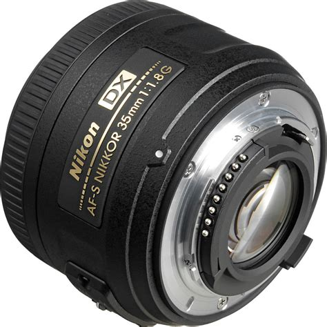 Lensa Nikon Af S 35mm F 1 8g deal af s nikkor 35mm f 1 8g dx lens for 139