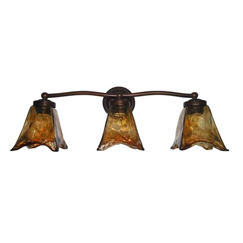 bathroom vanity light fixtures oil rubbed bronze shop portfolio 3 light oil rubbed bronze bathroom vanity