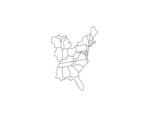 northeast us map quiz eastern us map quiz