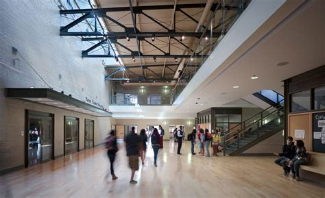 central elementary school renovation john handley high school addition renovation vmdo