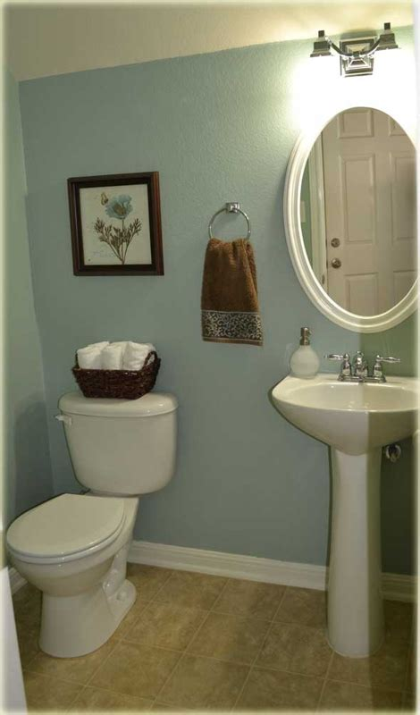 staging a small bathroom even small rooms can make a big impression