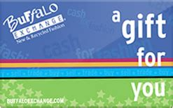 Exchange Gift Card For Paypal - sell buffalo exchange gift cards raise