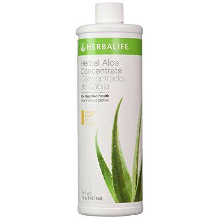 Herbalife Aloe Vera Concentrate herbalife herbal aloe drink concentrate 16 oz new mango