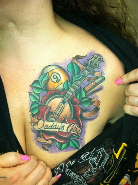 tattoo aftercare swimming pool tattoo aftercare swimming pool healed custom banjo rose