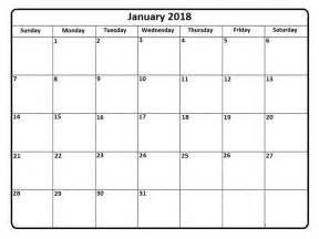 Calendar 2018 January India January 2018 Calendar 2017 Calendar Printable For Free