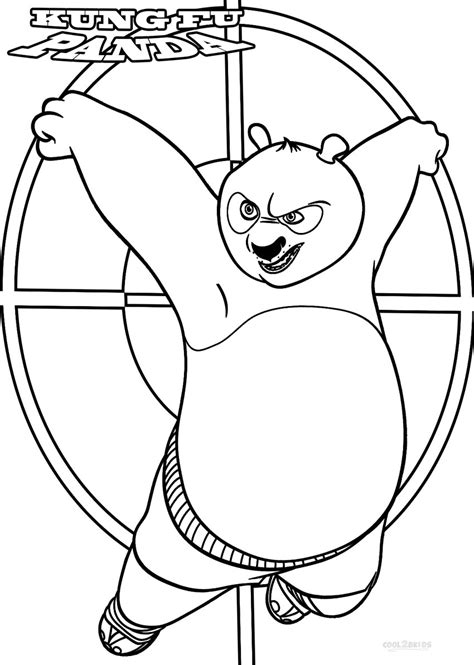 kung fu panda coloring pages games free coloring pages of kung fu panda tigress